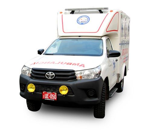 alquiler de ambulancias rurales cuzco - apurimac - puno