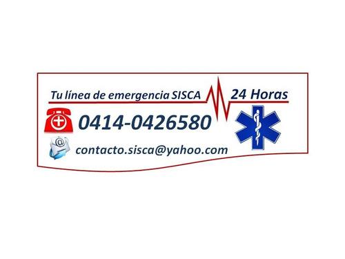 alquiler de ambulancias, traslados, área protegida, eventos.