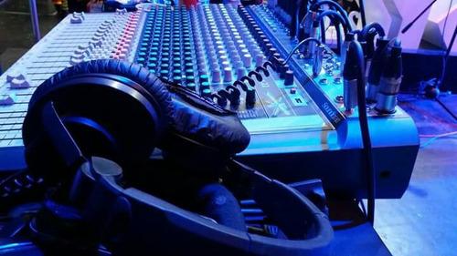 alquiler de amplificadores  -lima
