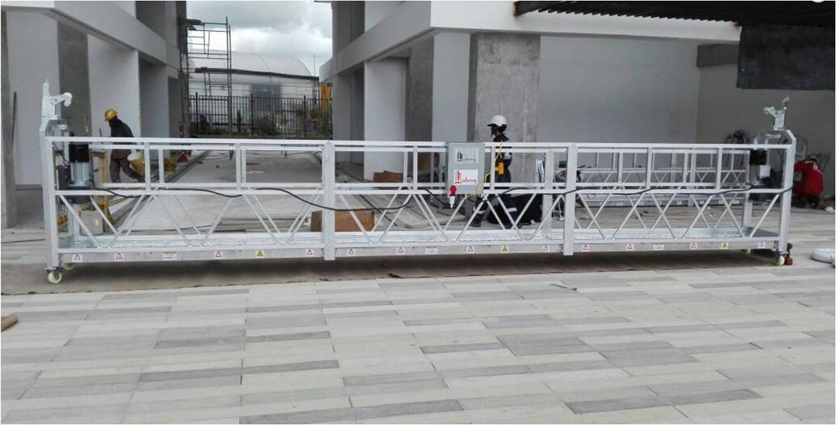Alquiler de andamio y plataformas de elevaci n certificada for Alquiler de andamios madrid
