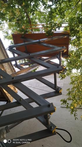 alquiler de andamio zona oeste, escaleras extensibles