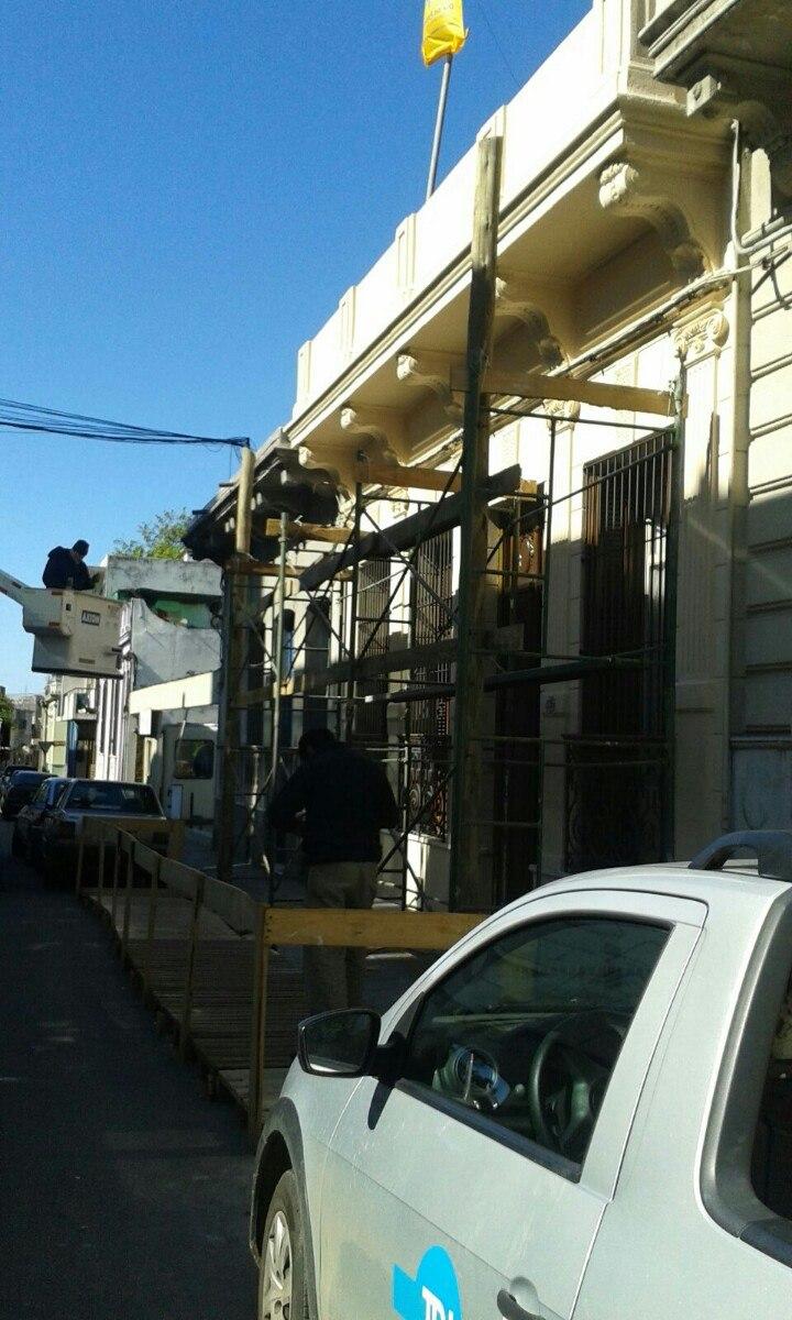 Alquiler de andamios escaleras herramientas en gral for Alquiler de andamios madrid