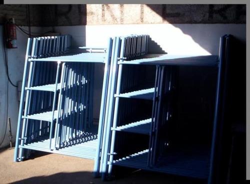 alquiler de andamios, tablones, escaleras, zona norte