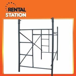 alquiler de andamios tubulares - rental station