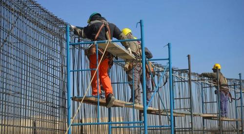 alquiler de andamios tubulares  zona norte entregas en obra