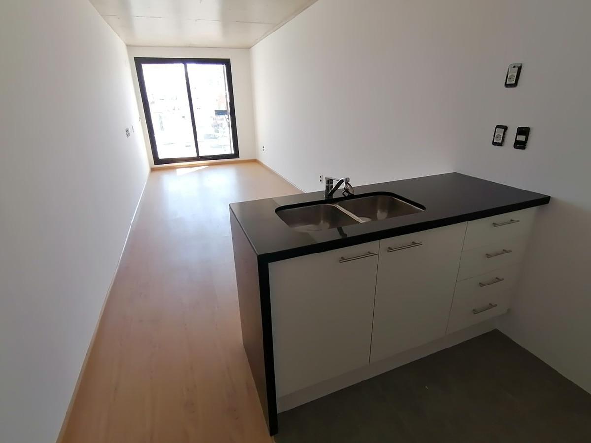 alquiler de apartamento a estrenar! 2 dormitorios con garaje