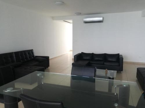 alquiler de apartamento en punta pacifica 19-443 **hh**