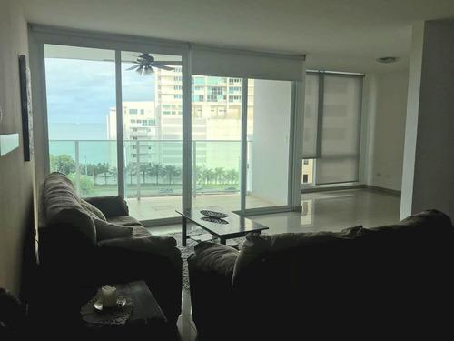 alquiler de apartamento en punta pacifica #19-7377hel**