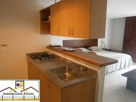 alquiler de apartamentos amoblados en el poblado