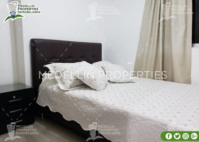 alquiler de apartamentos por mes en envigado cod: 5031