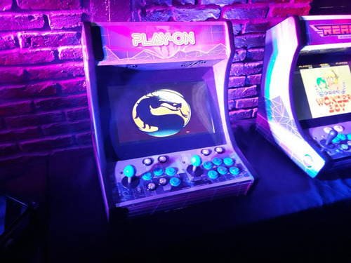 alquiler de arcade just dance metegol xbox play station ps4