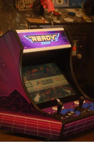 alquiler de arcades just dance metegol xbox play station