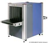 alquiler de arcos detectores de metal, maquinas rx, radios