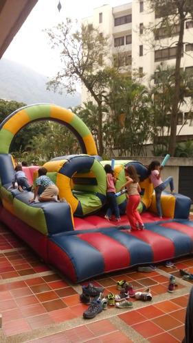 alquiler de atracciones para sus fiestas infantiles