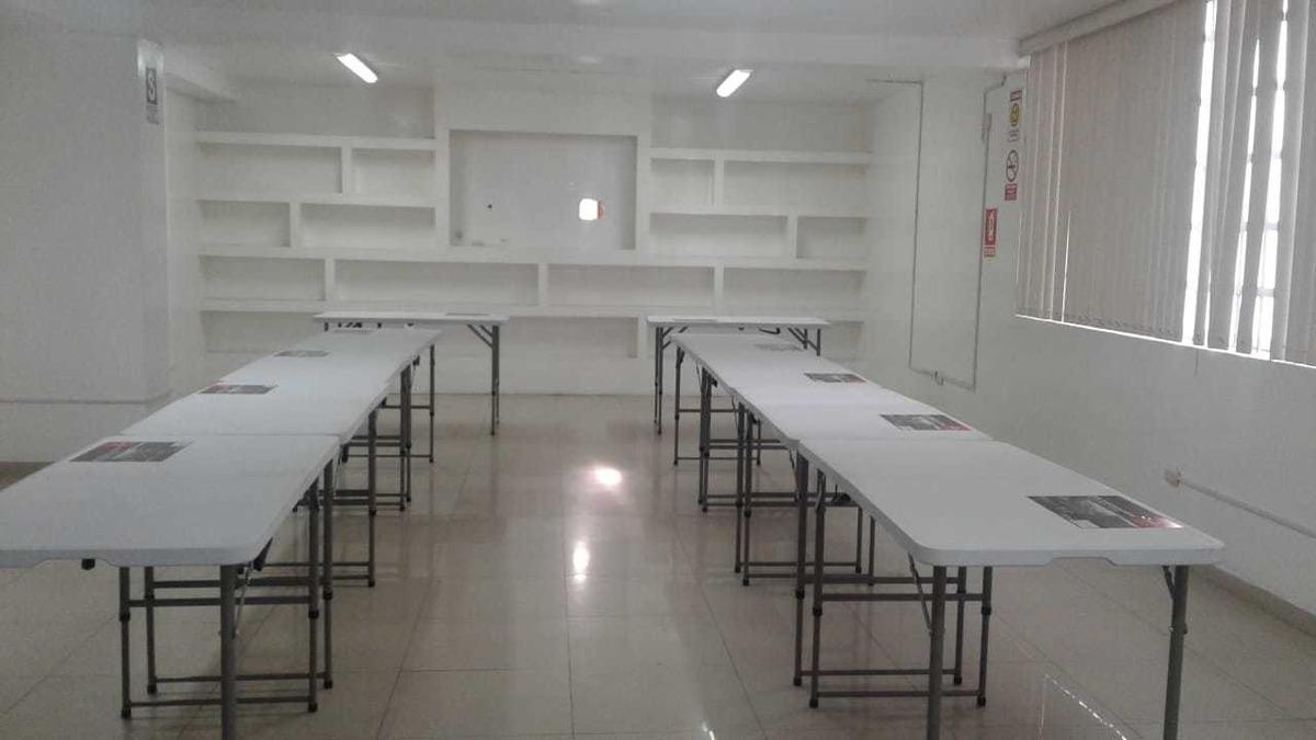 alquiler de aulas  para capacitación (cercado-lima )