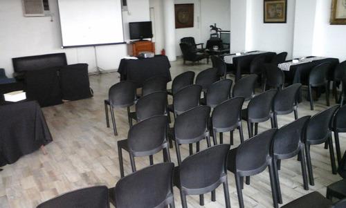 alquiler de aulas y salón para charlas, cursos, capacitación