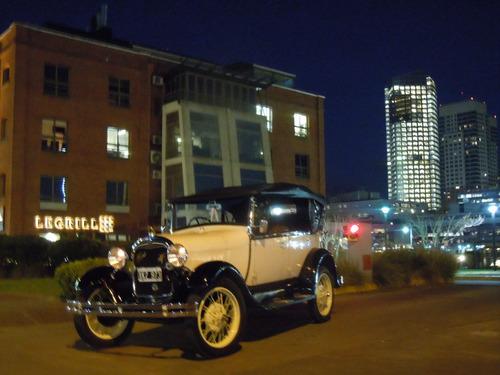 alquiler de auto antiguo para casamientos