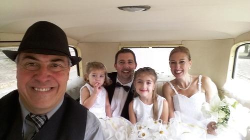 alquiler de auto antiguo para eventos, 15 años, casamientos,