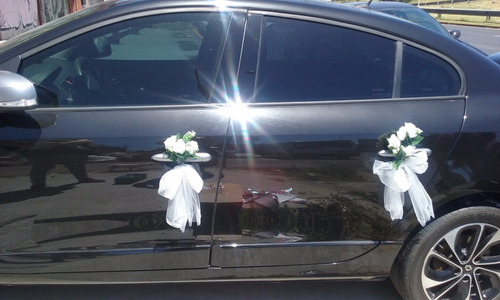 alquiler de auto casamientos   15 años + servicio de chofer