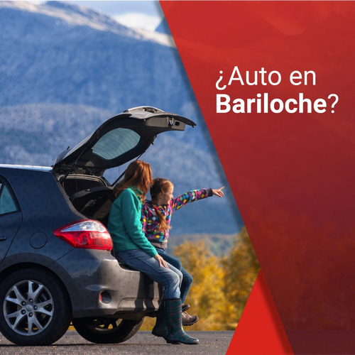 alquiler de auto en bariloche: modena car rental
