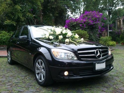 alquiler de auto mercedes benz para matrimonio