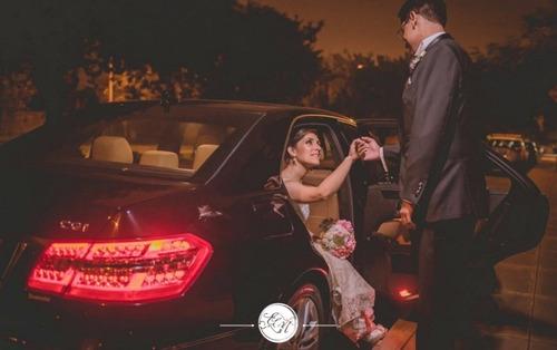 alquiler de auto para matrimonio (elcochedelanovia)
