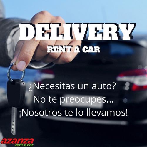 alquiler de autos 093 616 319 azanza rent a car