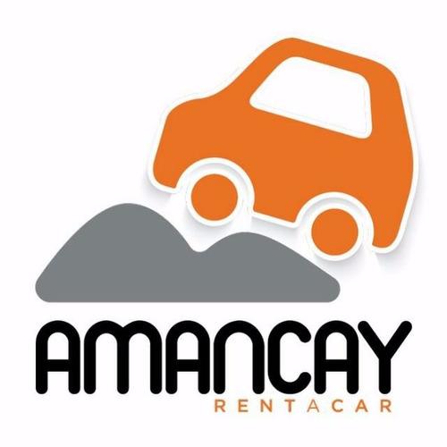 alquiler de autos bariloche - amancay rent a car