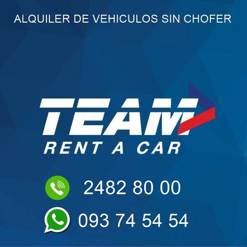 alquiler de autos economicos - uruguay - teamrentacar