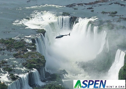 alquiler de autos en iguazu (cataratas, rent a car)