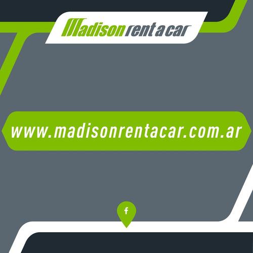 alquiler de autos madison