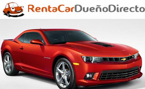 alquiler de autos  rent a car precio a convenir