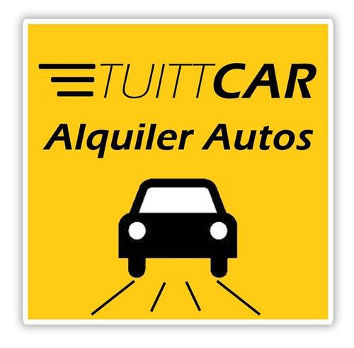 alquiler de autos sin chofer rent a car tuittcar argentina