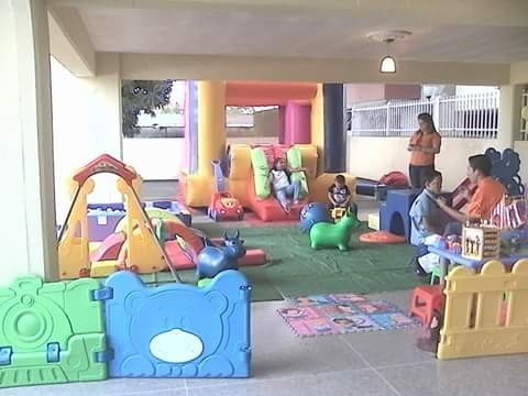 alquiler de baby gym y castillo inflables
