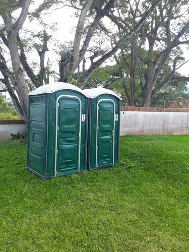 alquiler de baños portátiles