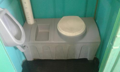 alquiler de baños quimicos