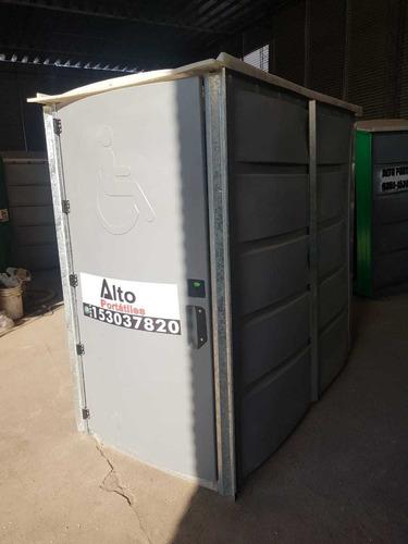 alquiler de baños químicos en la provincia de córdoba