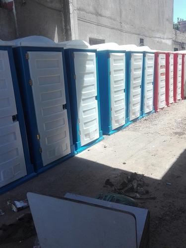 alquiler de baños químicos en zona sur