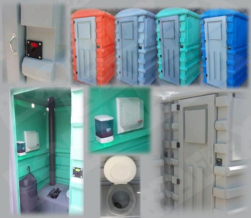 alquiler de baños químicos portátiles en zona oeste