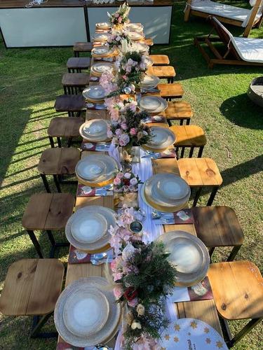 alquiler de banquetas/taburetes/mesas/barras móviles/living