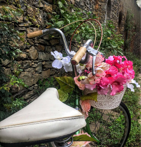 alquiler de bicicleta antigua decoración eventos vintage