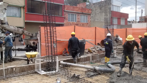 alquiler de bomba estacionaria, venta de concreto 3105734260