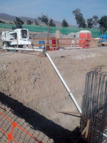 alquiler de bombas de concreto a  nivel nacional