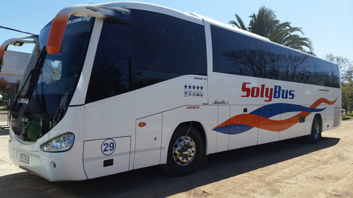 alquiler de bus y camioneta, traslados, excursiones, paseos.