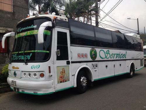 alquiler de buses medellin