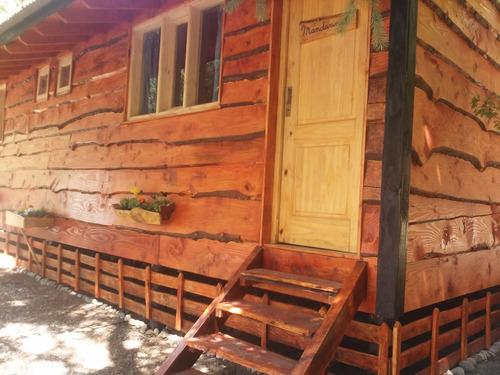 alquiler de cabaña en bariloche, en hermoso bosque