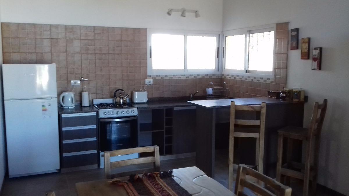 alquiler de cabaña en villa general belgrano (5 personas)