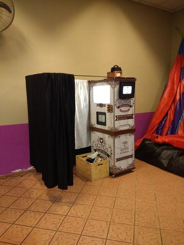 alquiler de cabina de fotos - espejo mágico. córdoba e int.