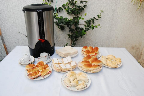 alquiler de cafeteras automatica / 40 tazas- todo electrico