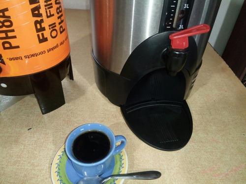 alquiler de cafeteras dispenser para eventos y coffe break,